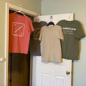 4 American Eagle T Shirts